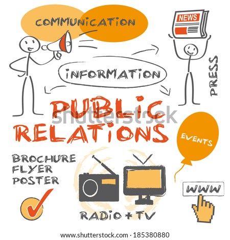 Public relations (PR) is the practice of managing the spread of information between an individual or an organization and the public