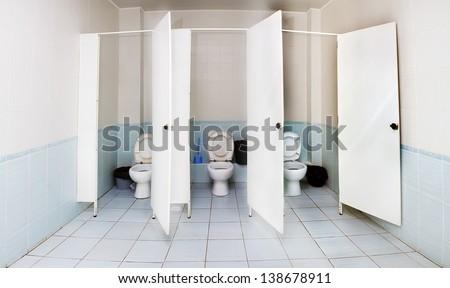 public restroom #138678911