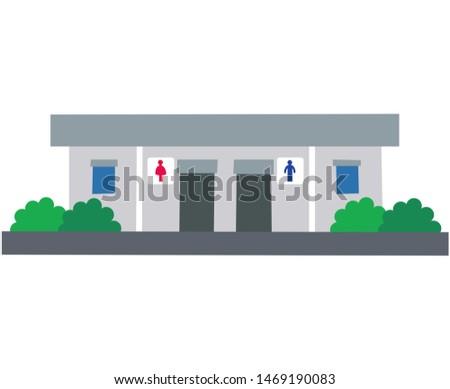 Public toilet Restroom Lavatory