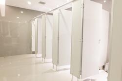 public toilet ,restroom,lavatory , doors