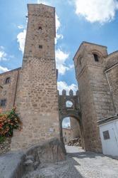 Puerta de San Andres, Trujillo Extremadura, Spain, Town of Francisco Pizarro, Spanish Conqueror