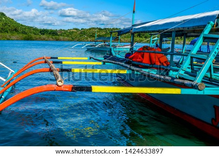 pump boat for islang hopping  #1424633897