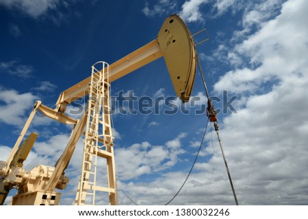 Pump jack counterbalanced system is a device used to extract crude oil from an oil well, generating high pressure in the well to force the oil to contain.