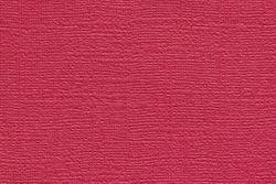 Punch Pink colored plain textured cardstock background image. Rouge shade color swatch image with copy space.