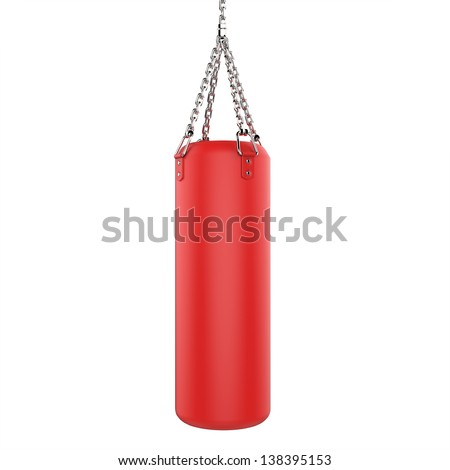 Punching bag Stock photo ©