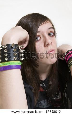 punk teen hairstyles. emo teen hairstyles.