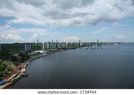 Punta Negra, Manaus, Brazil