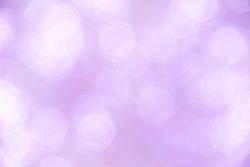 Puple bokeh background from nature