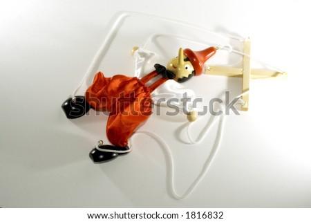 puppet dummy Pinocchio