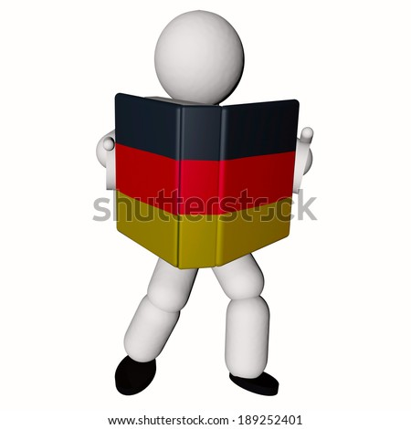 stock-photo-puppet-with-book-with-german-flag-d-render-189252401.jpg