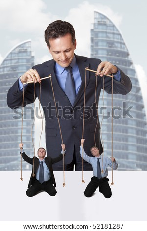 Puppeteer. Authority General Manager