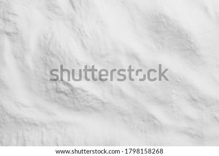 Pure baking soda as background, closeup view Photo stock ©