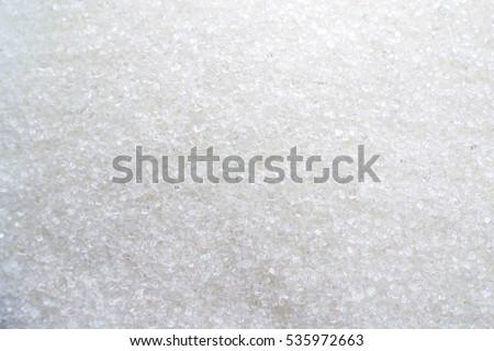 pure refined sugar #535972663