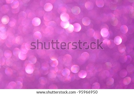 purple abstract light background - stock photo