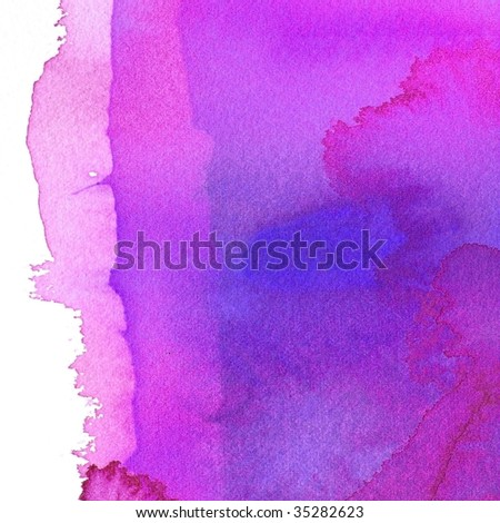 purple abstract paint background