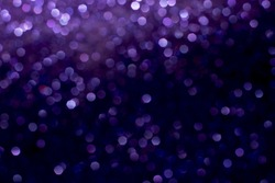 purple and pink abstract background with red bokeh defocused lights christmas
