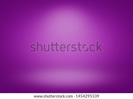 Purple background limbo backdrop classic color