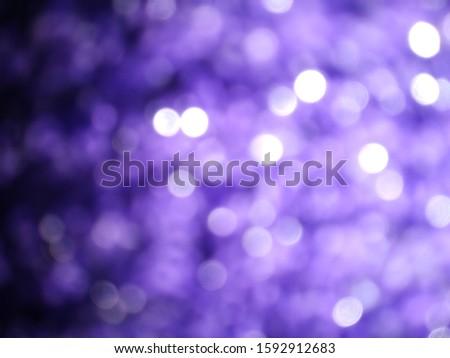 Purple background,purple photo,purple blur Reflect light