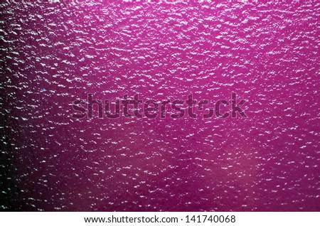 Purple Background, Rippled