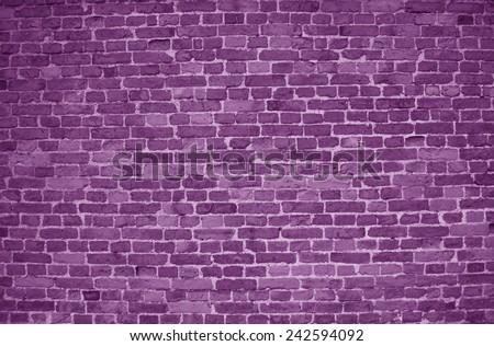 purple brick wall background wallpaper bricks stock On purple brick wallpaper