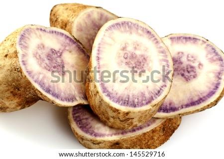 Purple Fleshed Sweet Potato