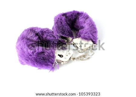 stock photo purple fuzzy cuffs for adult entertainment 105393323 ... interview porn stars when the adult entertainment industry was booming.