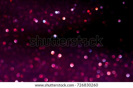 purple glitter texture christmas abstract bokeh background