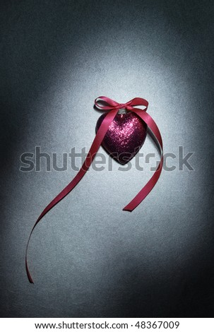 purple heart holiday background