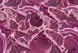 purple malachite stone texture macro