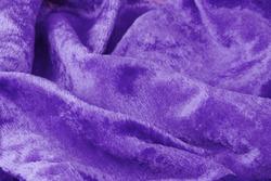 Purple material