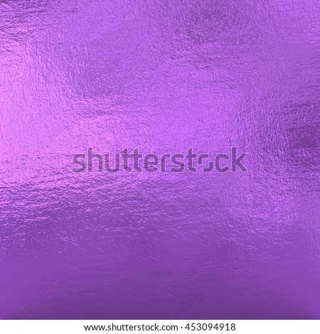 Purple Metallic Foil