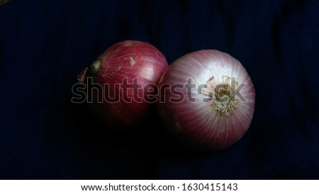 purple onions are beautiful for still life painting