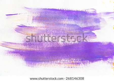 purple painted texture