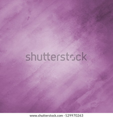 purple pink background with watercolor paper texture and vintage grunge borders, abstract soft spring background