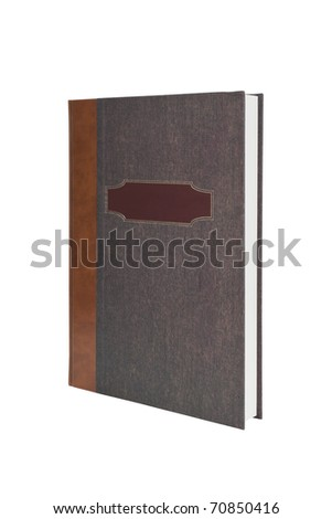 Put your own message on this yearbook cover
