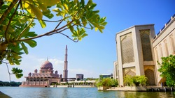 Putrajaya, main city of Malaysia