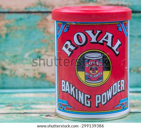 Royal Baking Powder is a