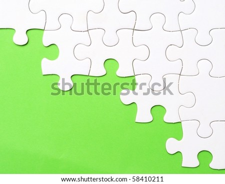 Puzzle background