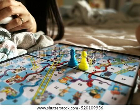 puzzle game board