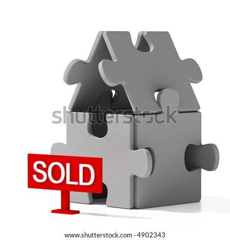 Puzzle home sold