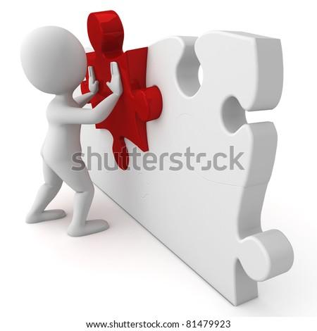 Puzzle Pepe Rojo