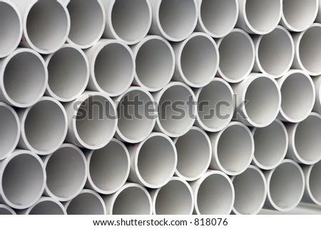 Tubo del PVC