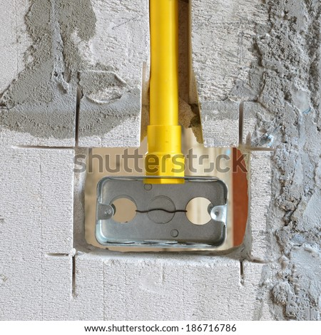 how to detect burried junction box