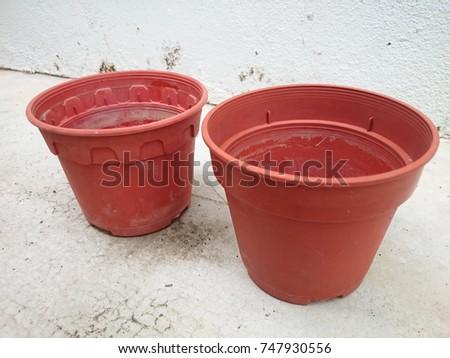 PVC Vase for Gardening  #747930556