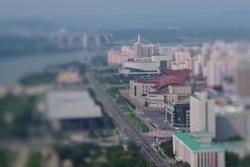 Pyongyand North Korea capital communism
