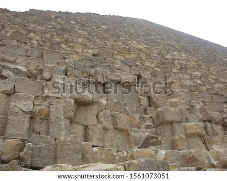 pyramid of Cheops Egypt Giza #1561073051
