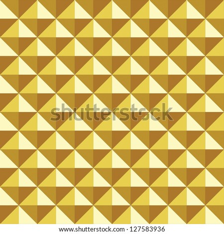 Pyramid relief background illustration vector for design