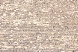 pyramids bricks closeup background