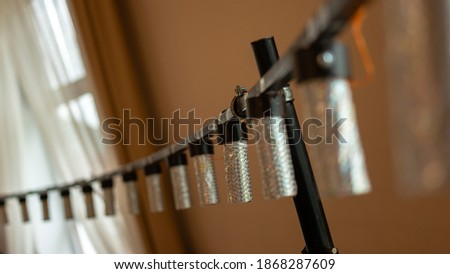 Pyrotechnics, preparation and components for pyrotechnics. Stage pyrotechnic products. Stock photo ©