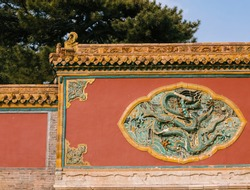 Qing Tombs in Shenyang Beiling Park